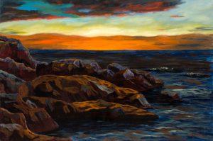 High Duck Sunset